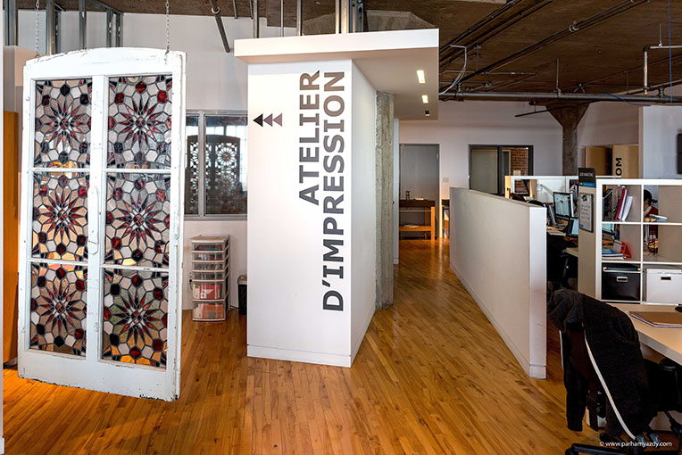 design bureau collaboratif