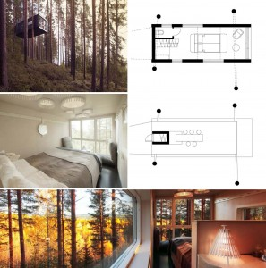 Treehotel the cabin suisse