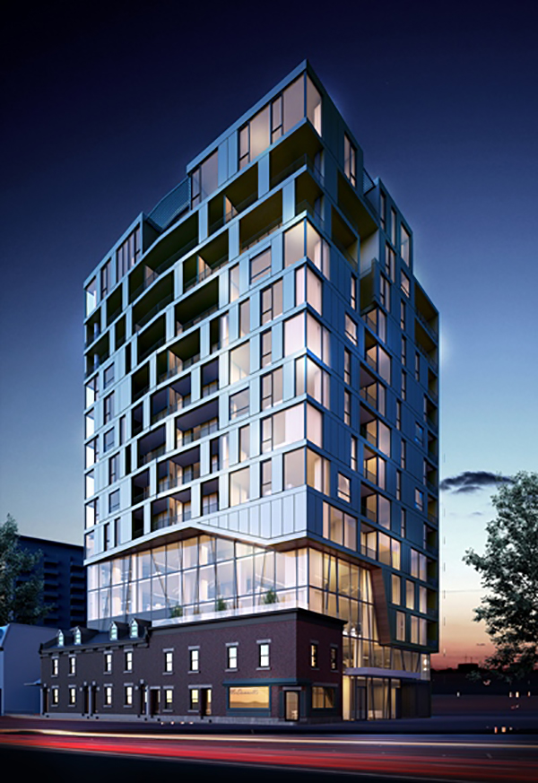 Maitre Carré Brickfields condo production and coordination FX Studio Immobilier tower